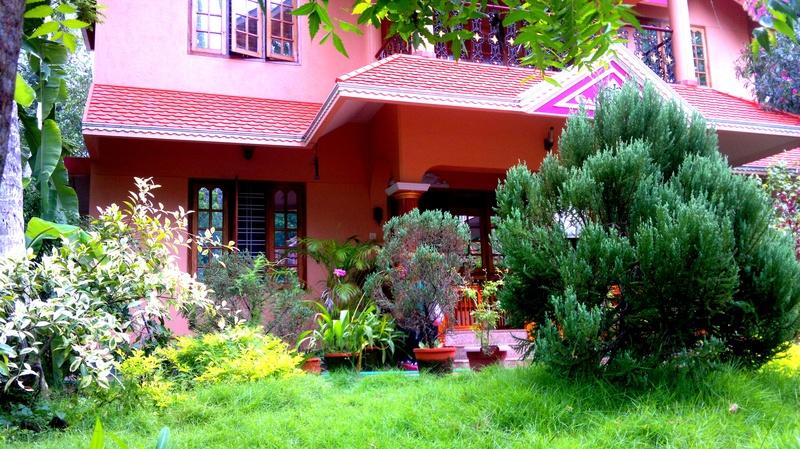 Accommodation in Kovalam (Ganesh House Homestay)