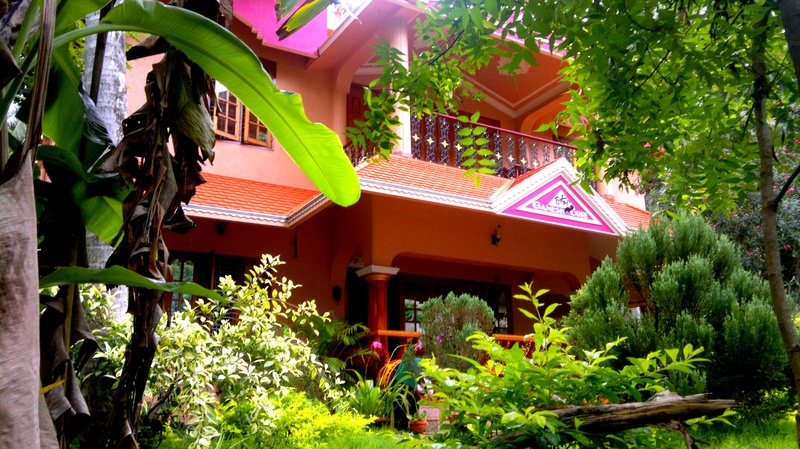 Accommodation in Kovalam (Ganesh House Homestay)